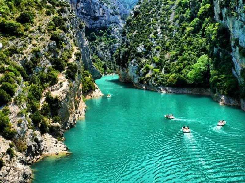 lacs à proximité de Velaux