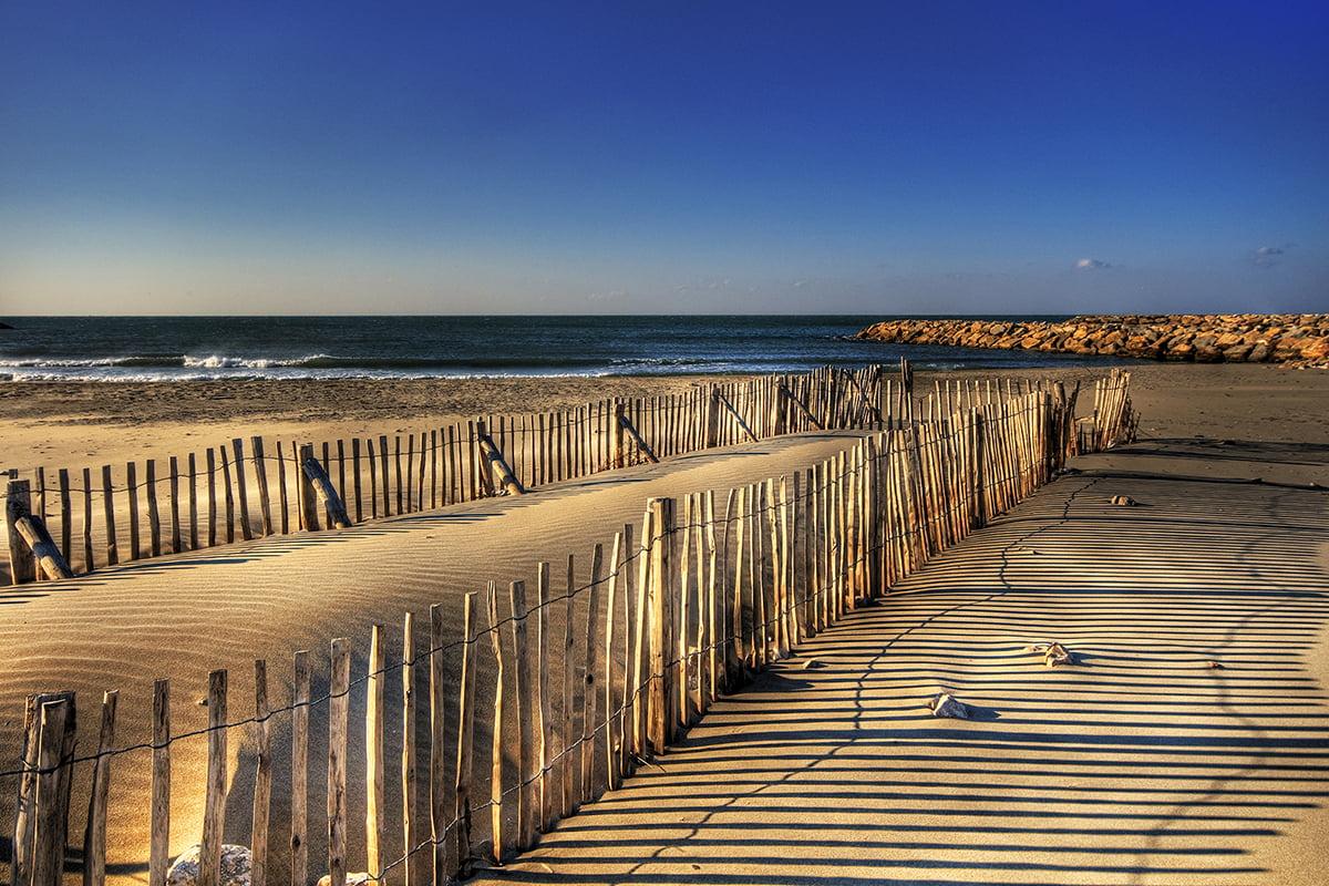 plage des saintes