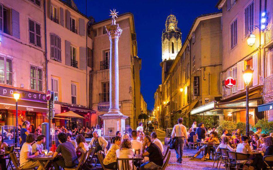 Location appart hôtel proximité Aix en Provence