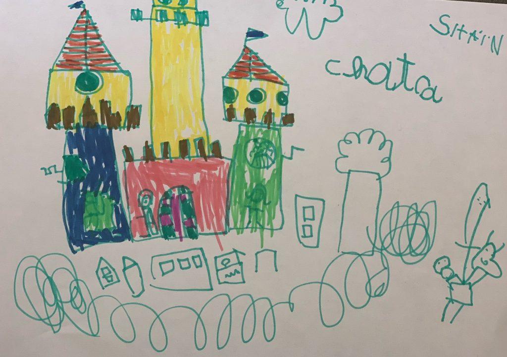 Concours de dessin pour enfants